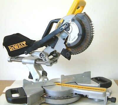 DeWALT DCS365N 18V XR 184mm Sliding Crosscut Mitre Saw Bare Unit