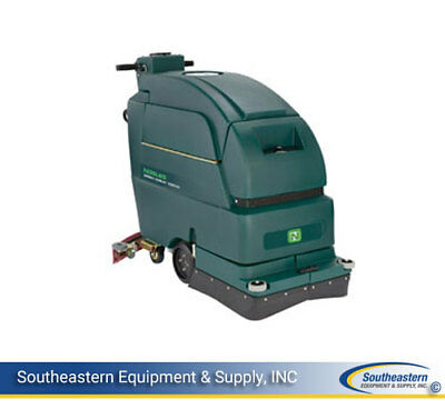 """Reconditioned Nobles Speed Scrub 2001 HD Disk 20"""" Floor Scrubber"""