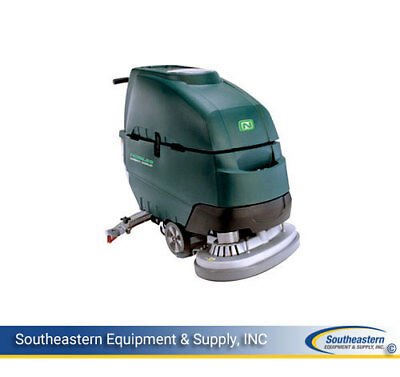 """Reconditioned Nobles Speed Scrub SS5 28"""" Disk Floor Scrubber"""