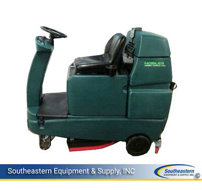 """Reconditioned Nobles Speed Scrub Rider 32"""" Disk Floor Scrubber"""