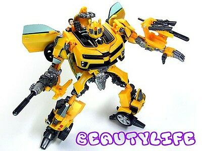 ATU292 Transformers REVENGE OF THE FALLEN BUMBLEBEE HUMAN ALLIANCE Action Figure