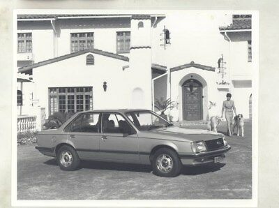 1983 Opel Rekord in South Africa ORIGINAL Factory Photograph wy5522