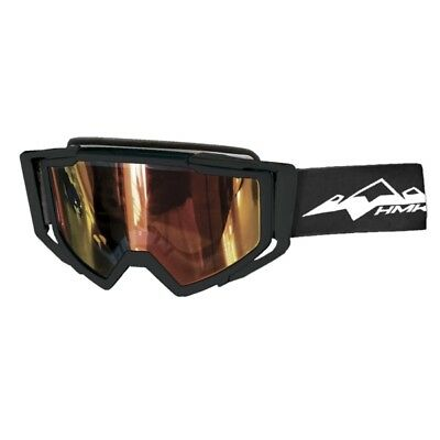 Black HMK Carbon Goggle  Part# HM5CARBONB