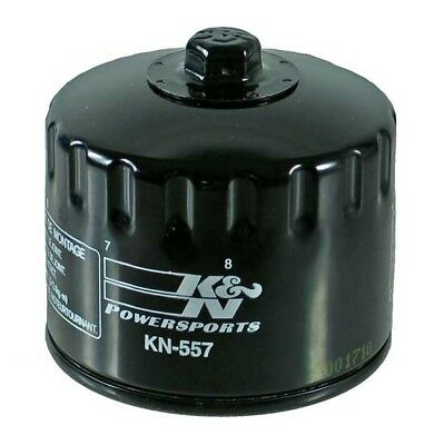 076902 K&N Wrench-OFF Oil Filter  Part# KN-557