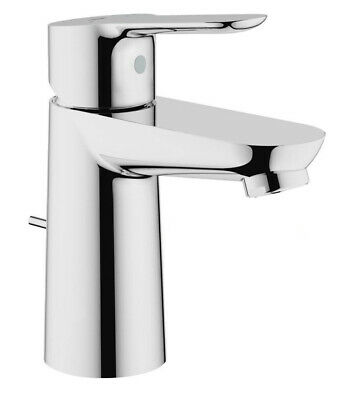 GROHE EH-basin mixer BauEdge 23356 DN15 Pop-Up Waste chrome