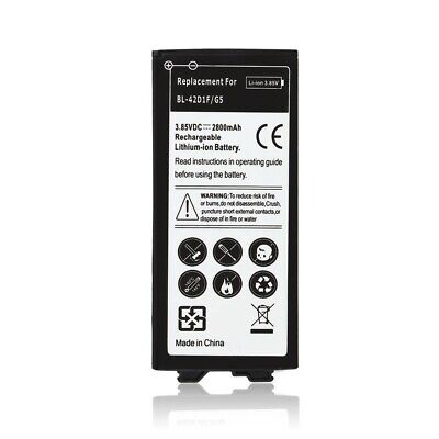 2800mAh BL-42D1F Replacement Battery for LG G5 H820 H830 LS992 VS987 RS988