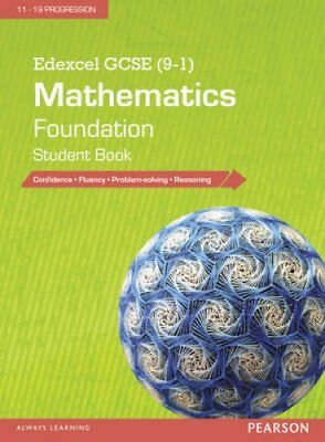Edexcel GCSE (9-1) Mathematics: Foundation Student Book 9781447980193