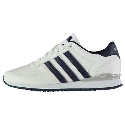 adidas Mens Jogger Classic Leather Trainers Runners Lace Up Retro Comfortable