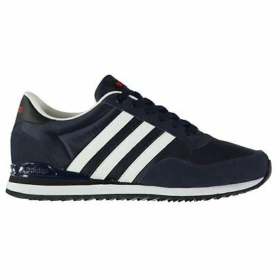 adidas Mens Jogger Classic Nylon Trainers Runners Lace Up Retro Comfortable Fit