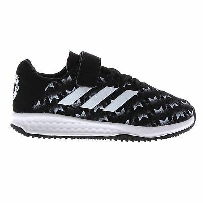 adidas Kids Boys RapidaTurf Manchester United Trainers Infant Runners Padded