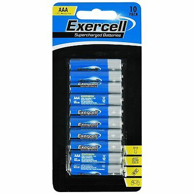 Pack of 11 Powercell AAA Alkaline 1.5V Batteries Single-use Toys Remote Battery