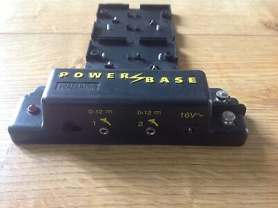 Scalextric Classic Power Base C8014 Tested Exc Cond