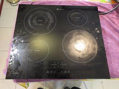 Electric Induction Cooktop 4 Zone Kitchen Cook Top Burner