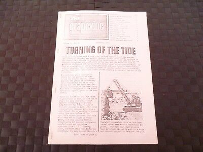 The Grapevine Newspaper Of Steel Group Of Companies Cranes December 1963 *read*