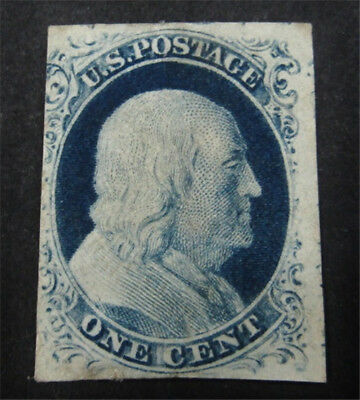 nystamps US Stamp # 9 Mint $750