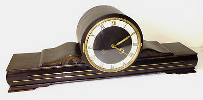 Chiming Mantel Clock  In Restored Condition