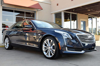 "2016 Cadillac CT6 Platinum AWD 2016 Cadillac CT6 Platinum Turbo AWD, Leather, Navigation, 20"" Alloys, More!"