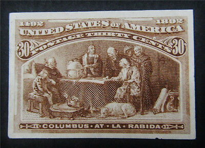 nystamps US Stamp # 239P3 Mint $90 Proof
