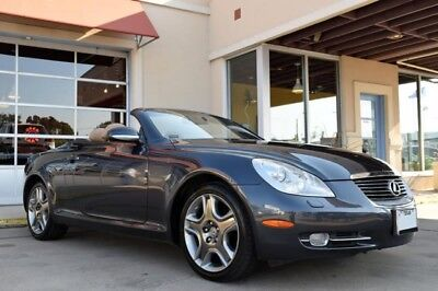 2006 Lexus SC Base Convertible 2-Door 2006 Lexus SC430 Convertible, 81k Miles, Mark Levison Audio, More!