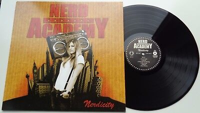 K14	Nerd Academy	Nerdicity	(ROFR 006)	German LP + Insert, ring of fire records