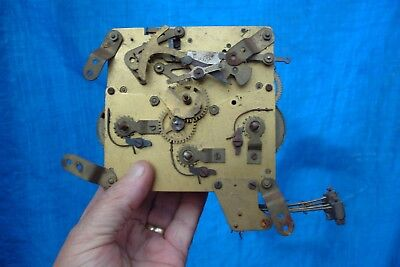 Clock Parts  Haller  Westminster Movement  Spares  Repair