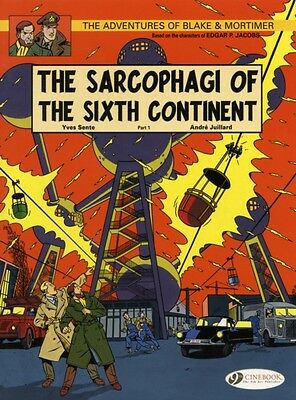 Blake & Mortimer Vol.9: The Sarcophagi of the Sixth Continent - Part 1 (Adventu.