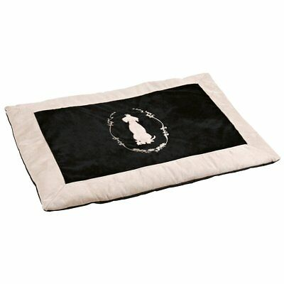 s#TRIXIE Couverture Couchage Tapis coussin pour chiens King of Dogs 100 x 70 cm