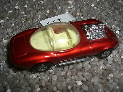 HOT ROD JAGUAR  MATCHBOX  Made in England by Lesney 1970