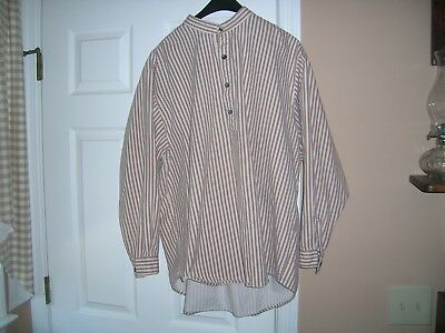 Old West Shirt Reproduction Size Large