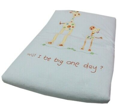 Lollipop Lane Will I Be Big One Day Couette Steppdecke Baby-Decke,O20E2-HD604