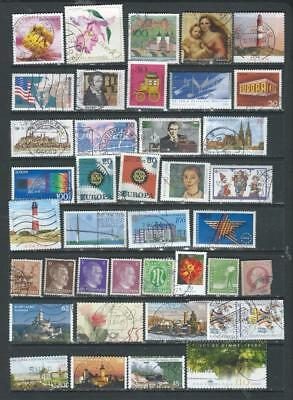 Germany  lot 1 interesting issues nice selection of stamps,good range [9101]