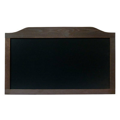 WOODEN MENU CHALK BOARD, SIGN, PUB-RESTAURANT 1000x700mm BLACKBOARD engraving H+