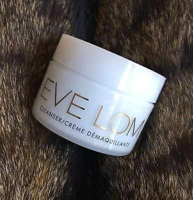 NEW Eve Lom Cleanser with muslin cloth, 20ml - perfect travel size