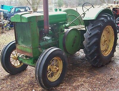 john deere model d styled 1941 tractor antique tractor pulling