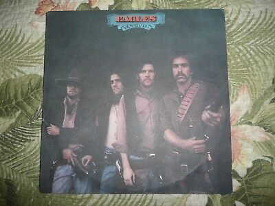 Lot The Eagles  Desperado Lp Vinyl Album Vg+ Classic Rock Record