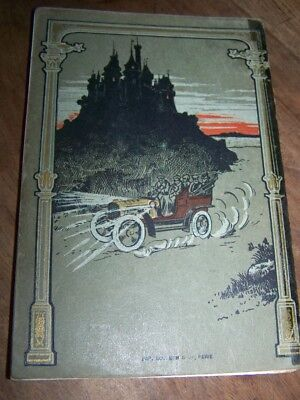 rare catalogue automobiles Clement Bayard 1906
