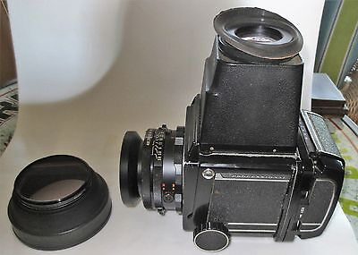 Vintage Mamiya Rb67 Professional Portrait Camera W/3.8 127Mm Lens And Accessorie