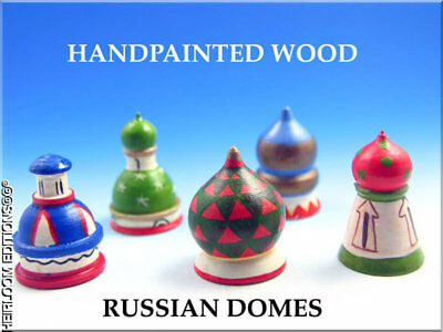 Russian Dome Thimble Set