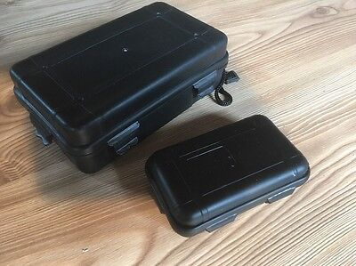 Small Storage Case Set Ideal For Small Parts  ,  2 Pack