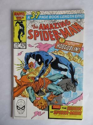 Amazing Spider-Man # 275 - NEAR MINT 9.8 NM - Avengers Iron Man MARVEL Comics!