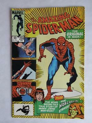 Amazing Spider-Man # 259 - NEAR MINT 9.8 NM - Avengers Iron Man MARVEL Comics!