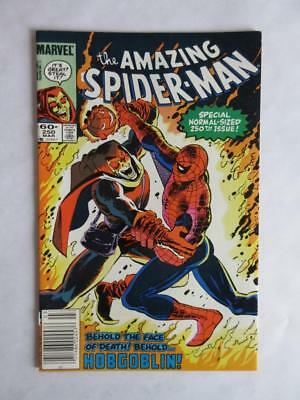 Amazing Spider-Man # 250 - NEAR MINT 9.6 NM - Avengers Iron Man MARVEL Comics!