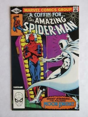Amazing Spider-Man # 220 - NEAR MINT 9.8 NM - Avengers Iron Man MARVEL Comics!
