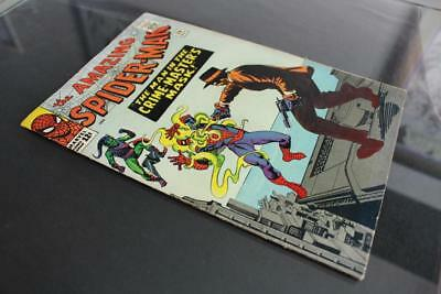 Amazing Spider-Man #26 -HIGHER GRADE- Marvel 1965 - 4th App of The Green Goblin!