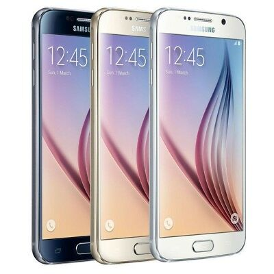 Samsung Galaxy S6 SM-G920V World SmartPhone Verizon + GSM Unlocked 32/64gb/128gb