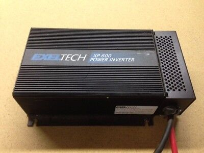 EXELTECH POWER SUPPLY XP 600  12VDC 117VAC Used,great shape.
