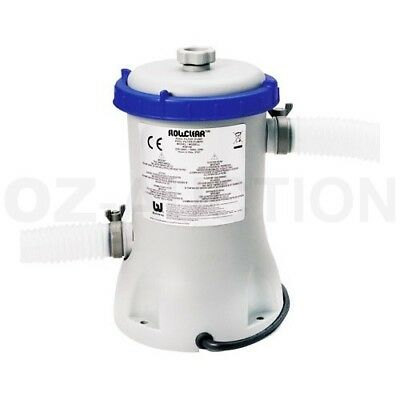 Bestway 530gal 2006L/H Swimming Pool Filter Water Pump Flowclear