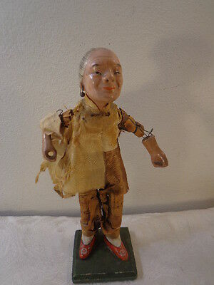Early 1900's Doll Made in China
