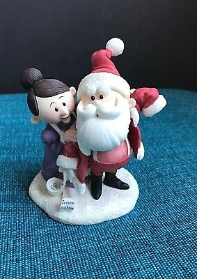 RUDOLPH And The Island of Misfit Toys SANTA & MRS CLAUSE #557609 Enesco