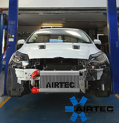 AIRTEC Stage 2 50mm Core Intercooler for Focus Mk3 1.0